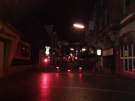 Hamburg St. Pauli - Große Freiheit im Lockdown