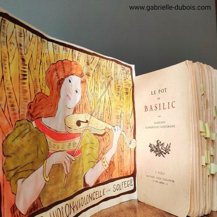 Le Pot de Basilic, Madeleine Clemenceau-Jacquemaire