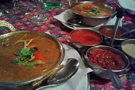 Khasi Kho Kabab (Lammcurry)