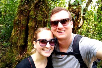 Die Traumreiser, Susanne und Hannes, Reiseblog