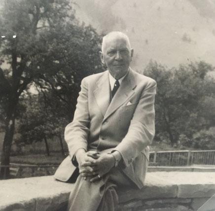 Carl  Eduard Niemer 1944 - Foto Familie Niemer