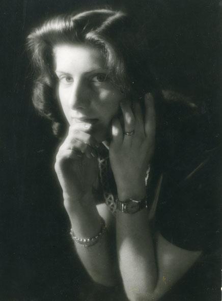 Christine Walther geb. Bellmann 1953