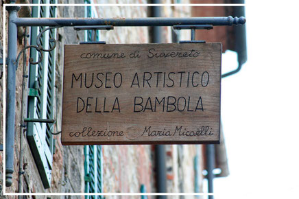 MUSEO ARTISTICO DELLA BAMBOLA