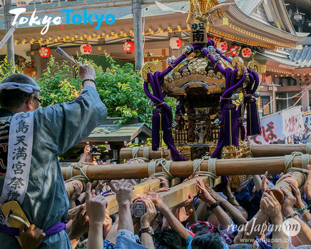 湯島天満宮例大祭, 2020年度開催中止, 湯島天満宮, 湯島天神