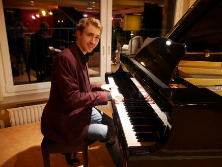 Komponist Maximilian J. Zemke