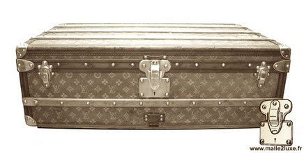steamer trunk louis vuitton model cabine
