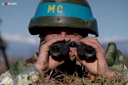 Россия предложила Абхазам убрать границу