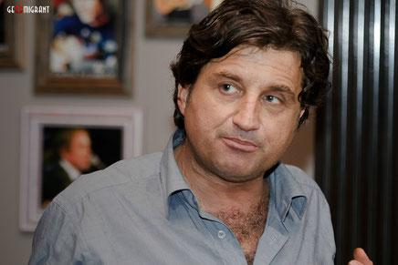 В Москве обнаружено мертвым брат известного журналиста из Грузии Отара Кушанашвили