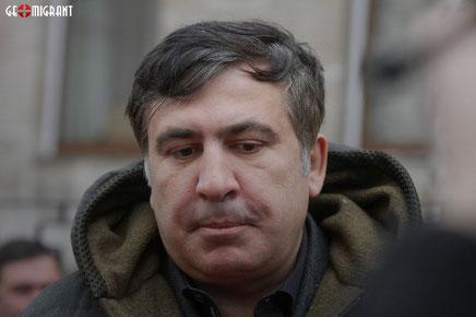Прокуратура Грузии потребовала от Украины задержания и экстрадиции Саакашвили