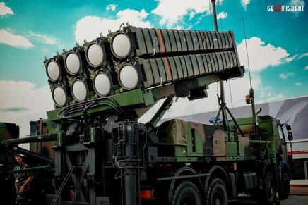 Грузия закупает суперсовременные системы противовоздушной обороны