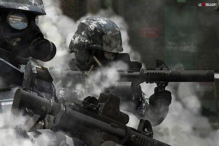 В Самцхе-Джавахетии открылась база спецназа полиции
