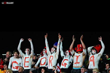 Грузинские регбисты разгромили немцев