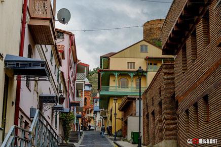 В Старом Тбилиси открывается Дагестанский центр