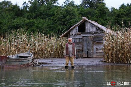 Грузинский фильм «Кукурузный остров» стал номинантом премии «Ника»