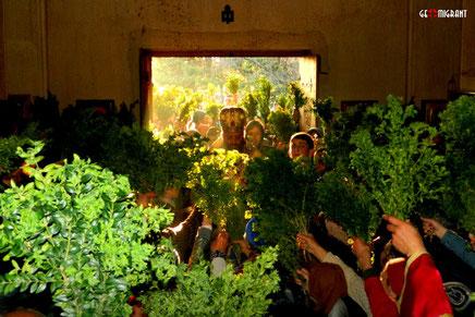 Грузия празднует великий православный праздник «Бзоба»