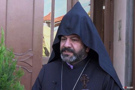 Опубликовано тайное письмо армянского Епископа в адрес Премьер министра Грузии