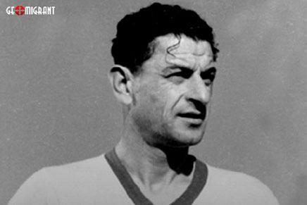 Сегодня в Тбилиси отметят 100-летний юбилей легенды Грузинского футбола Бориса Пайчадзе