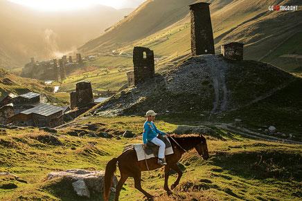 National Geographic Traveler внес Грузию в список самых интересных стран мира