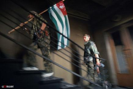 Готовится полная аннексия Южной Осетии и Абхазии