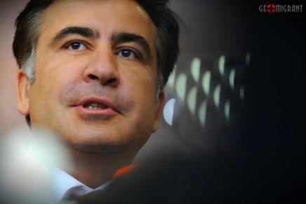 Саакашвили: Я займусь вооруженией Украины