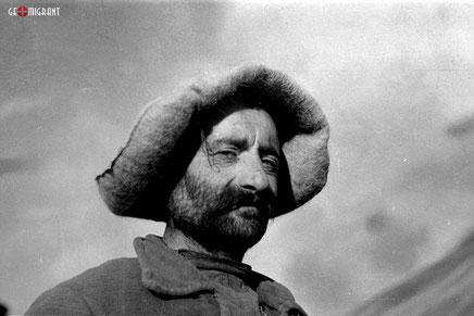 Уникальные фото: Хевсурети 1920 год