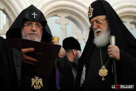 Армяно-грузинская церковная война разгорается