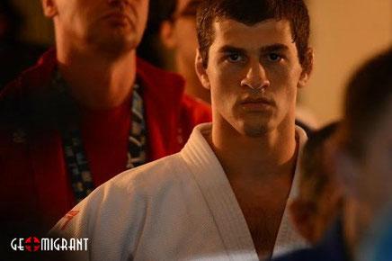 Автандил Чрикишвили номинирован на звание «Лучший Спортсмен Мира»