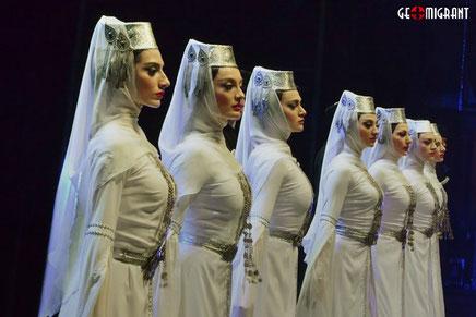 Свое 70-летие грузинский балет «Сухишвили» отпразднует в Виннице
