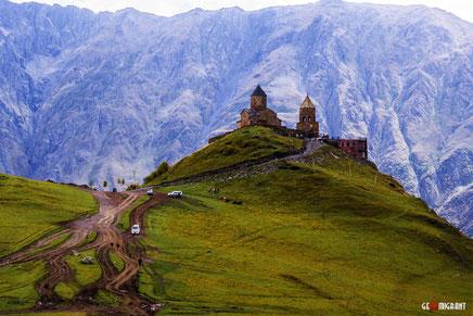«Гергетская Троица» в Грузии вошла в список 23 красивейших церквей мира
