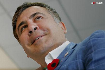 Саакашвили начал в США переговоры о вооружении Украины