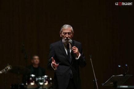 Вахтанг Кикабидзе посвятил концерт Небесной Сотне