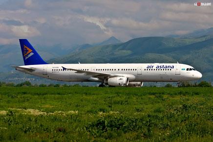 «Air Astana» запускает прямой авиарейс между Астаной и Тбилиси