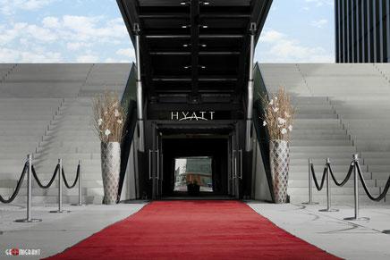 Мировой гостиничный бренд «Hyatt» входит в Грузию