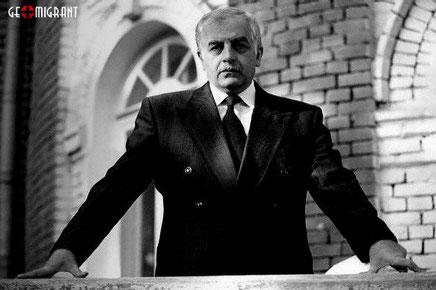 Первому президенту Грузии Звиаду Гамсахурдия исполнилось бы 76 лет
