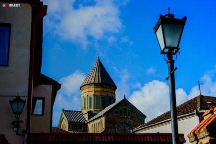 Мцхета принимает  делегацию межпарламентской православной ассамблеи