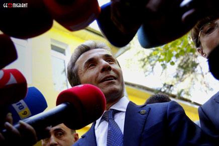 Экс-премьер Грузии Иванишвили стал телеведущим на канале своего сына