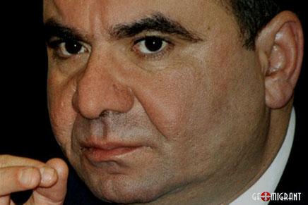 Зураб Жвания был убит в Телави в присутствии трех нынешних министров - скандальное письмо заключенного