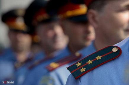 Милицию Киева может возглавить экс-глава полиции Тбилиси