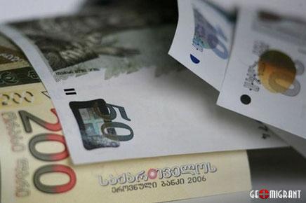 Грузия запросила помощь у международного валютного фонда, в связи с обвалом национальной валюты