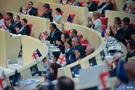 Грузия взяла курс на улучшение отношений с Россией