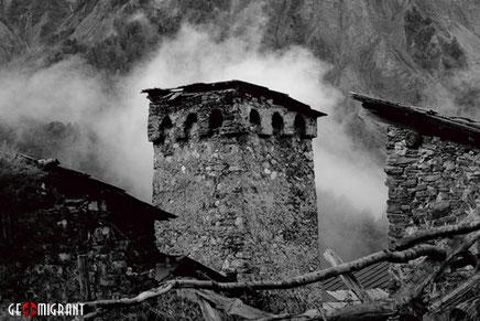 Сванетия: «Страна Волков»
