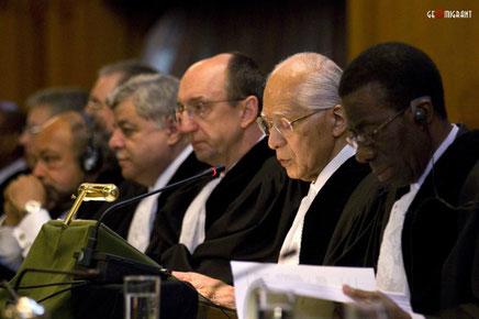 Грузия стала постоянным членом Гаагского международного суда