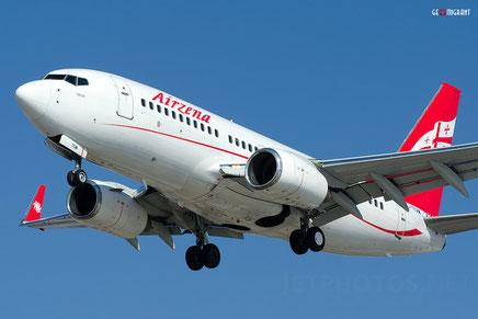 После семилетнего перерыва возобновлено авиасообщение между Тбилиси и Петербургом