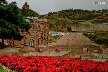Тбилиси вошла в тройку рейтинга столиц стран, соседей России для путешествия
