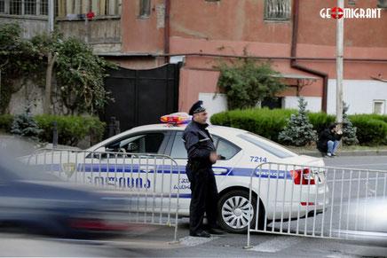 В центре Тбилиси застрелен бизнесмен Бесо Хардзиани