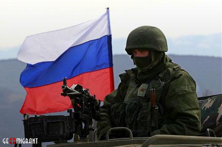 Россия отправила свои войска на территорию Абхазии