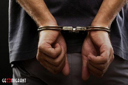 «Вор в законе» Левик Зугдидский задержан в аэропорту Тбилиси