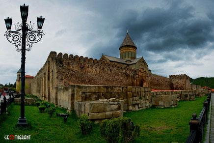 Мцхета может лишения статуса памятника культурного наследия ЮНЕСКО из за дом Грузинского судьи