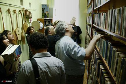 В Национальной библиотеке Грузии открыт Абхазский уголок