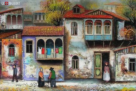 Очарование Тбилиси